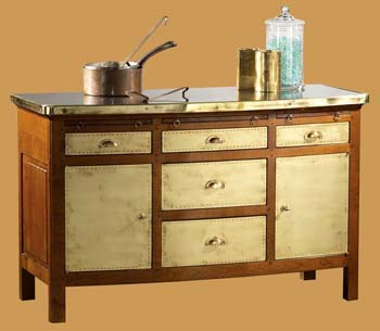 Candy Maker's Cabinet