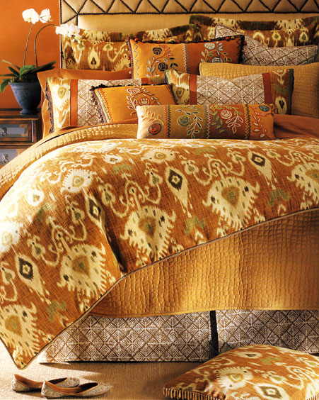 The Ikat Bed Collection