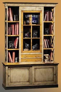 Librarian Bookcase