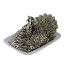 Pewter-Turkey-Butter-Dish-Vagabond-House-G108T_2_22