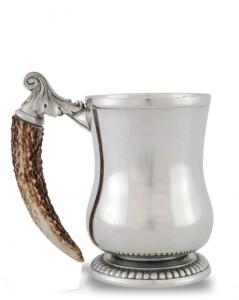 Curved-English-Mug-with-Antler-Handle-Vagabond-House-B109_5_1_30