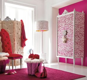 Charming-and-opulent-Pink-girls-room-Altamoda-Girl-1 - Copy - Copy