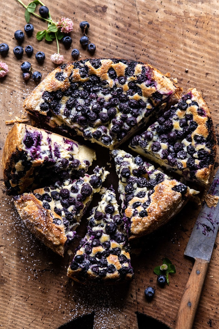 Simple-Blueberry-Basque-Cheesecake-1-700x1050