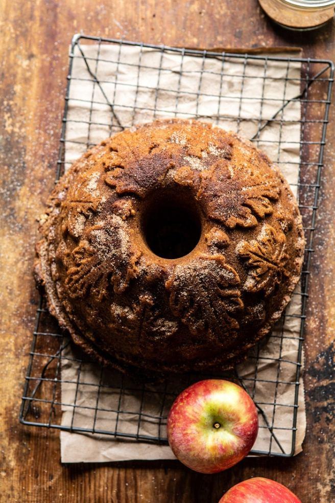 Spiced-Pecan-Apple-Cider-Doughnut-Cake-5-700x1050